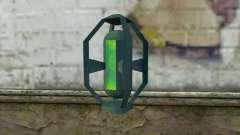 Greengoo alien liquid grenades