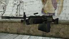 M249 SAW Machine Gun