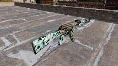 A AK-47 Aqua Camo