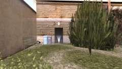 O porão da casa de Carl para GTA San Andreas