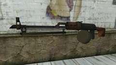 RPK Machine Gun