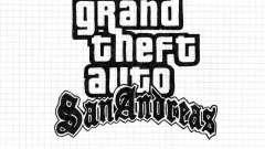 GTA San Andreas Loading Screen