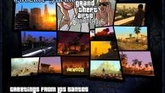 Menus HD V.2.0 para GTA San Andreas