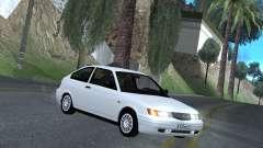 ВАЗ 2112 GVR Versão 1.1 para GTA San Andreas