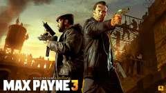 Arranque telas de Max Payne 3 HD