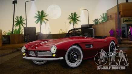 BMW 507 1959 Stock para GTA San Andreas