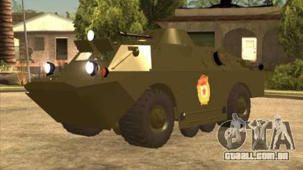 Guardas BRDM-2 para GTA San Andreas