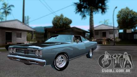 Plymouth Road RunneR 1969 para GTA San Andreas