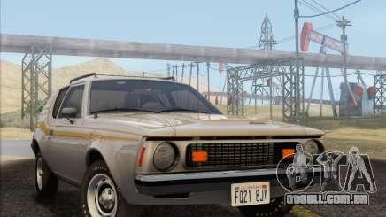 AMC Gremlin X 1973 para GTA San Andreas