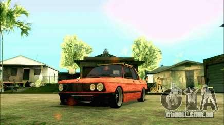 BMW M5 E28 RatStyle para GTA San Andreas