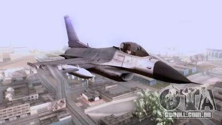 F-16 A para GTA San Andreas