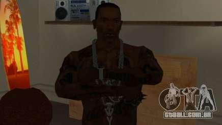 Uma nova cadeia de CJ para GTA San Andreas