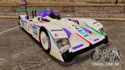 Audi R10 ADT 2008 para GTA 4