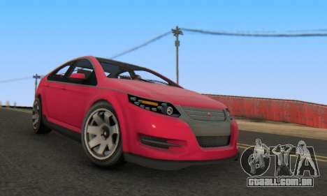 Cheval Surge V1.0 para GTA San Andreas vista direita