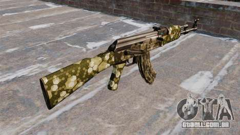 O AK-47 Hex para GTA 4 segundo screenshot