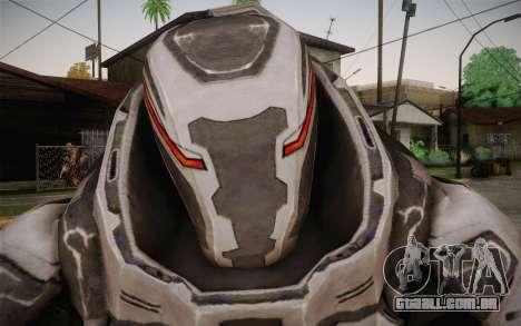 Robo Creed para GTA San Andreas terceira tela