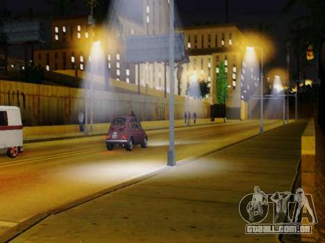 Improved Lamppost Lights v2 para GTA San Andreas segunda tela
