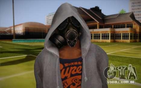 Graffiti Man para GTA San Andreas terceira tela