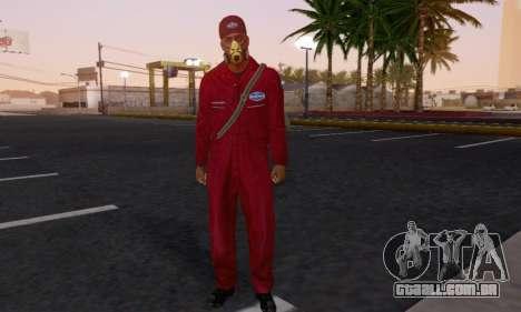 Bug Star Robbery 2 para GTA San Andreas segunda tela