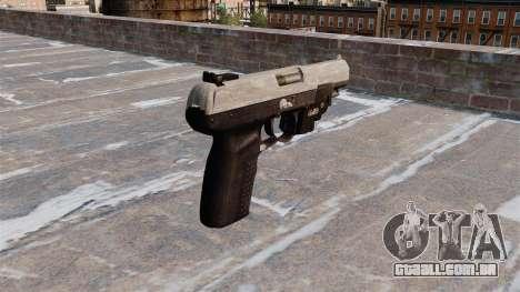 Arma FN Cinco sete LAM ACU Camo para GTA 4 segundo screenshot