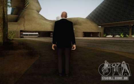 Jason Statham para GTA San Andreas segunda tela