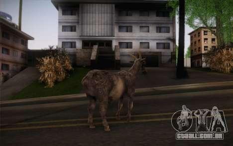 Cabra para GTA San Andreas