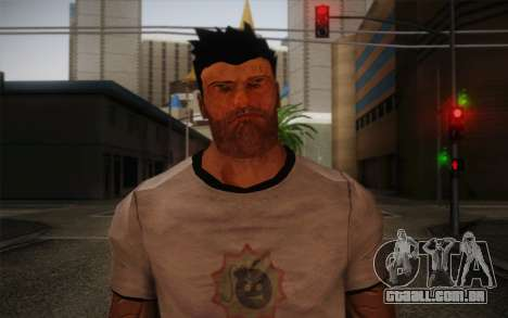 Serious Sam Final Version para GTA San Andreas terceira tela