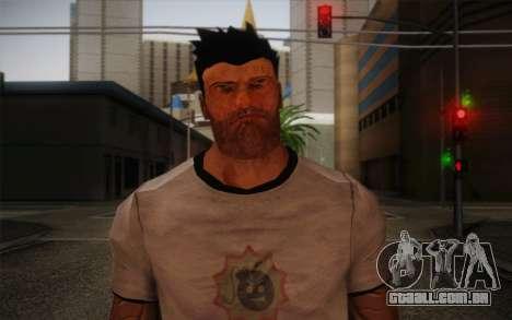 Serious Sam Final Version para GTA San Andreas terceira tela