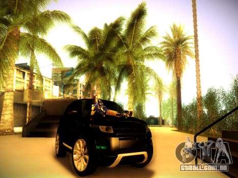 ENB Series by Makar_SmW86 v5 para GTA San Andreas