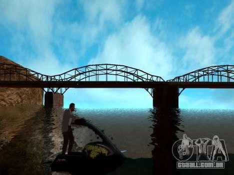 ENBSeries por Makar_SmW86 Médio PC para GTA San Andreas terceira tela