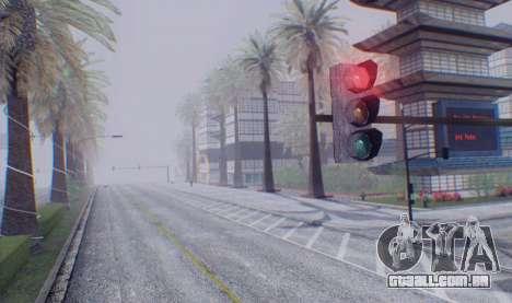 SA Illusion-S v5.0 Final - SAMP Edition para GTA San Andreas sexta tela
