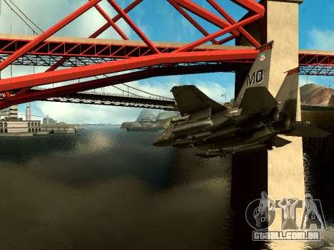 ENBSeries por Makar_SmW86 Médio PC para GTA San Andreas por diante tela