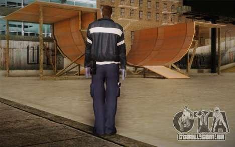 Medical from GTA IV para GTA San Andreas segunda tela