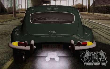 Jaguar E-Type 4.2 para as rodas de GTA San Andreas