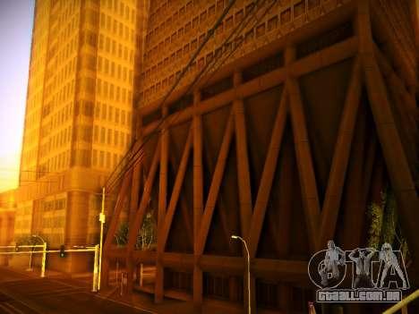 ENB Series by Makar_SmW86 v5 para GTA San Andreas por diante tela