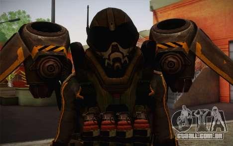 Firefly из Bataman para GTA San Andreas terceira tela