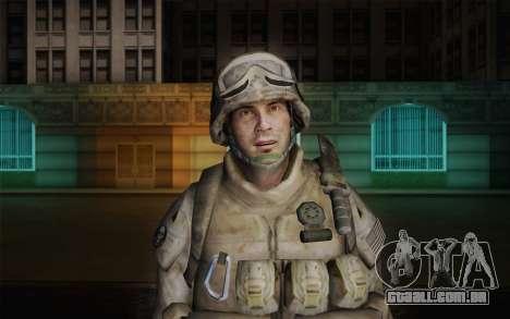 U.S. Marines para GTA San Andreas terceira tela