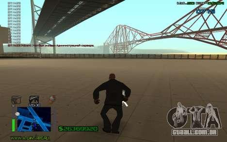 Cambalhota para GTA San Andreas