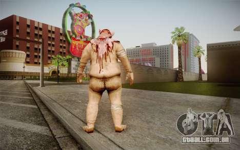Piggsy Skin para GTA San Andreas segunda tela