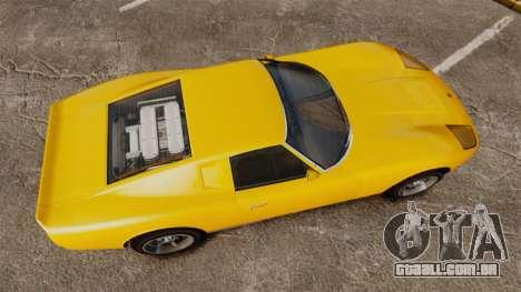 GTA V Pagassi Monroe para GTA 4 vista direita