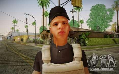 Desmadroso v1 para GTA San Andreas terceira tela
