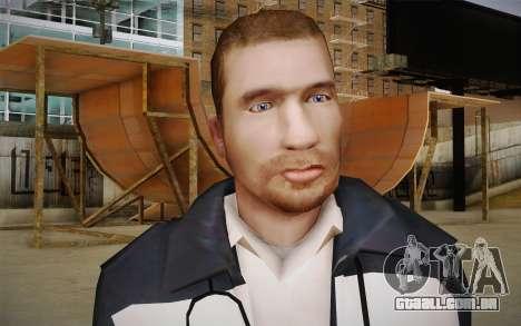 Medical from GTA IV para GTA San Andreas terceira tela