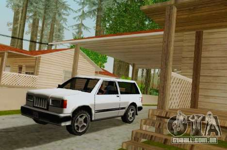 Landstalker Dor para GTA San Andreas
