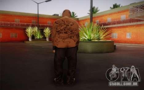 Him para GTA San Andreas segunda tela