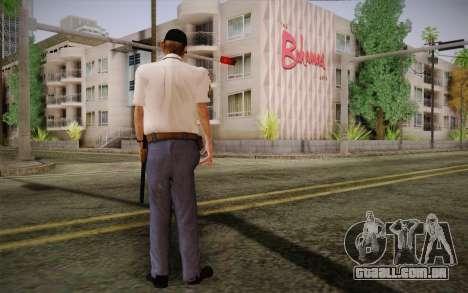 Satpam para GTA San Andreas segunda tela