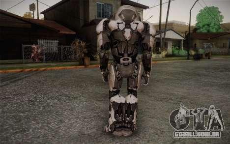 Robo Creed para GTA San Andreas segunda tela
