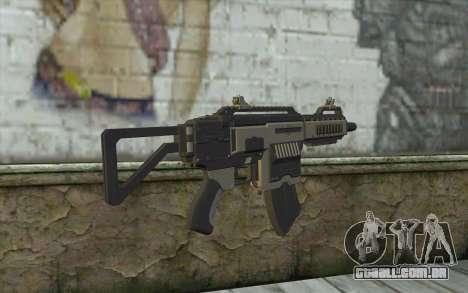 NS-11C Carbine from Planetside 2 para GTA San Andreas segunda tela