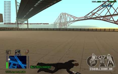 Cambalhota para GTA San Andreas terceira tela
