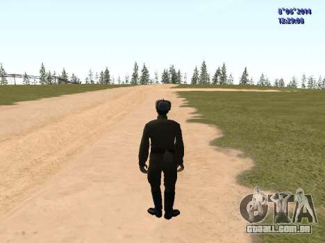 USSR Soldier Pack para GTA San Andreas terceira tela