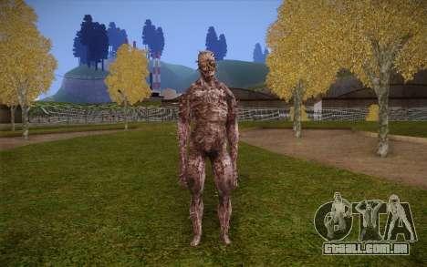 Iron Maiden from Resident Evil 4 para GTA San Andreas